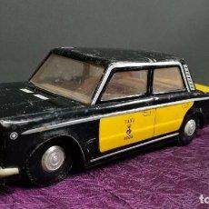 Juguetes antiguos Payá - SEAT 124 DE PAYA EN HOJALATA Taxi Barcelona - 86563796