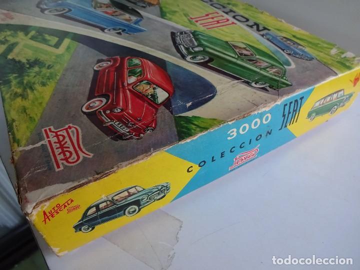 Juguetes antiguos Payá: PAYA. Caja completa SEAT 3000. 33 x 28 ctms. De juguetería. Oportunidad - Foto 5 - 87481548