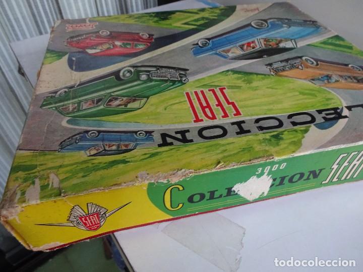 Juguetes antiguos Payá: PAYA. Caja completa SEAT 3000. 33 x 28 ctms. De juguetería. Oportunidad - Foto 6 - 87481548