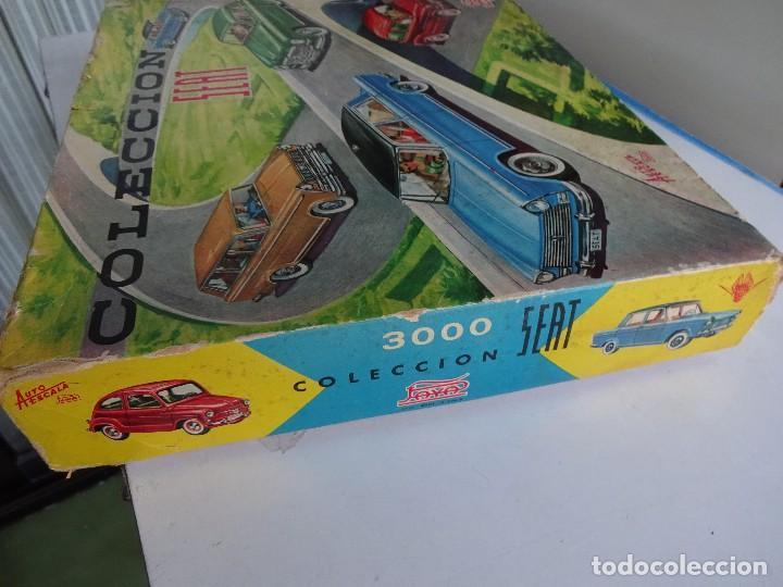 Juguetes antiguos Payá: PAYA. Caja completa SEAT 3000. 33 x 28 ctms. De juguetería. Oportunidad - Foto 7 - 87481548
