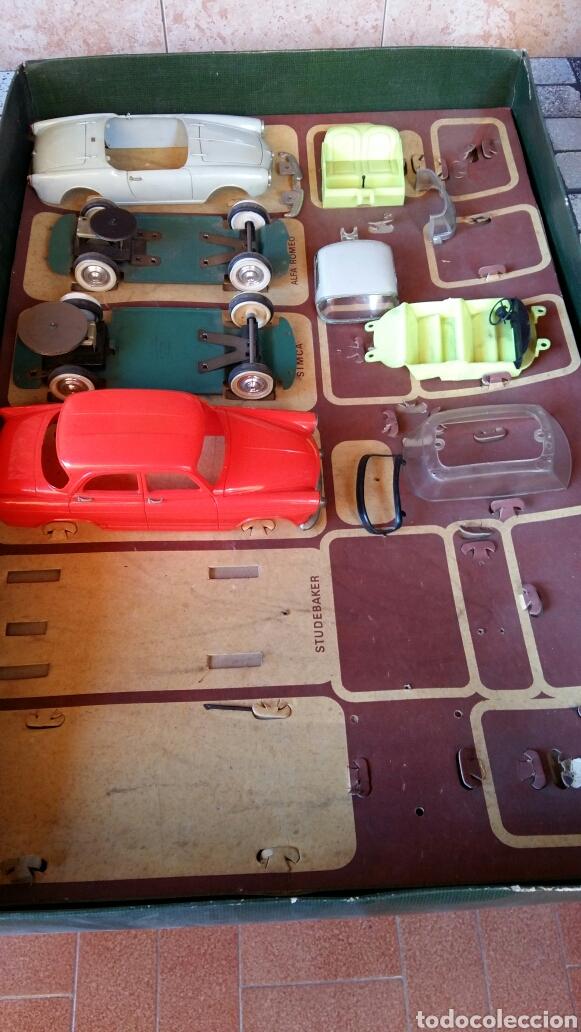 Altes Spielzeug Payá: CAJA CONSTRUCCIONES PAYA - Foto 4 - 89506574