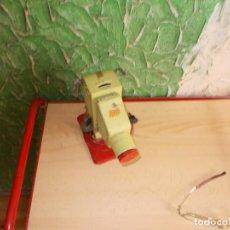 Juguetes antiguos Payá: MAQUINA DE CINE DE PAYA ESTA TAL COMO SE VE EN LA FOTO ES DE LOS AÑOS50. Lote 90123584