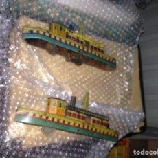 Juguetes antiguos Payá - Barcos de chapa Rico años 30 - 94460712