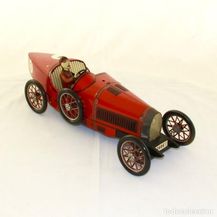 Juguetes antiguos Payá: Bugatti Mod. 1970 de Payá - Foto 4 - 95373875
