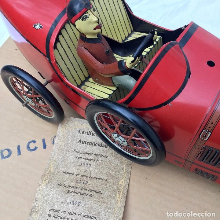 Juguetes antiguos Payá: Bugatti Mod. 1970 de Payá - Foto 5 - 95373875