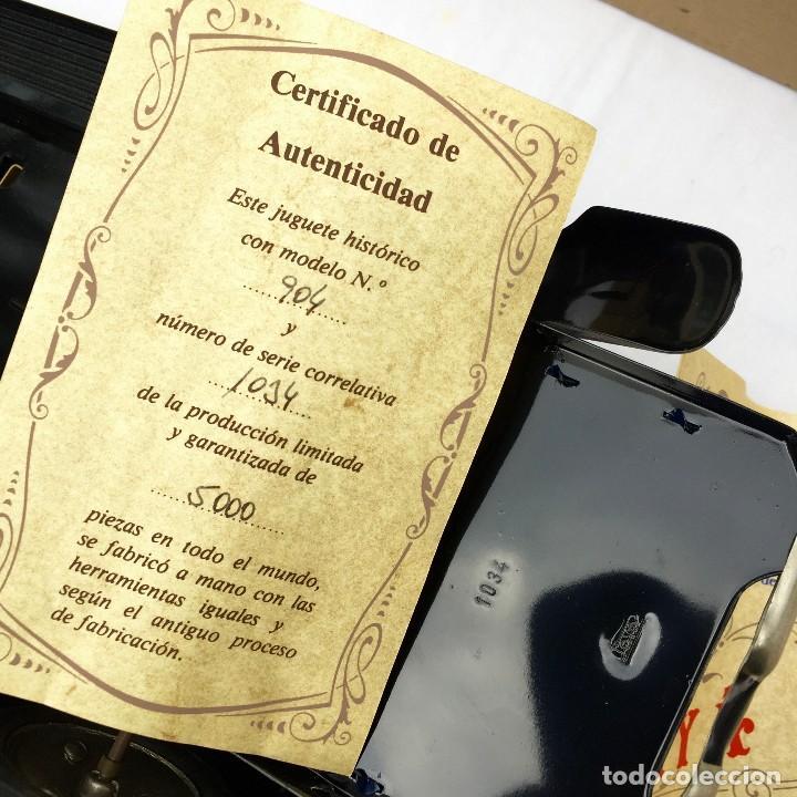 Juguetes antiguos Payá: Sedán Gran Turismo Mod. 904 Payá - Foto 5 - 95375211
