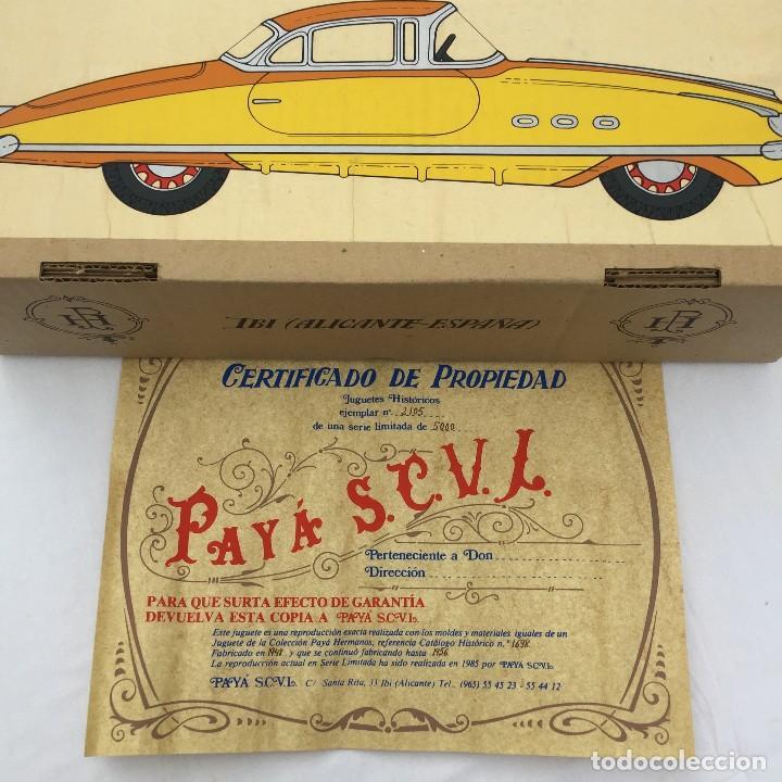 Juguetes antiguos Payá: Packard Mod. 1698 Payá - Foto 6 - 95375779