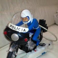 Juguetes antiguos Payá: MOTO HONDA POLICÍA PAYA.. Lote 95819996
