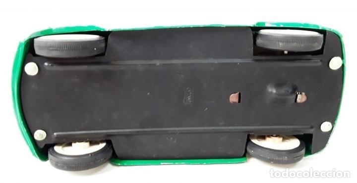 Juguetes antiguos Payá: SEAT 600 A FRICCIÓN EN RESINA. VERDE. PAYA. ESPAÑA. CIRCA 1980. - Foto 7 - 91795270