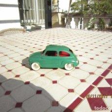 Juguetes antiguos Payá: SEAT 600 PAYA ORIGINAL AÑOS 60. Lote 103575703