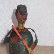Juguetes antiguos Payá: PAYA BARRENDERO HOJALATA LITOGRAFIADAD ORIGINAL AÑOS 30 NO REPLICA. Lote 104341407