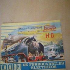 Juguetes antiguos Payá: CATALOGO PAYA HO. Lote 109445719