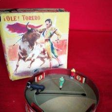 Juguetes antiguos Payá: PLAZA DE TOROS PAYA EN CAJA RARA. Lote 110424447