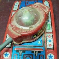 Juguetes antiguos Payá: TANQUE DE PAYA- FRICCIÓN. Lote 109595947
