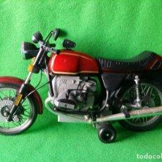 Juguetes antiguos Payá: MOTO BMW R 100 DE PAYA FUNCIONANDO. Lote 192773900