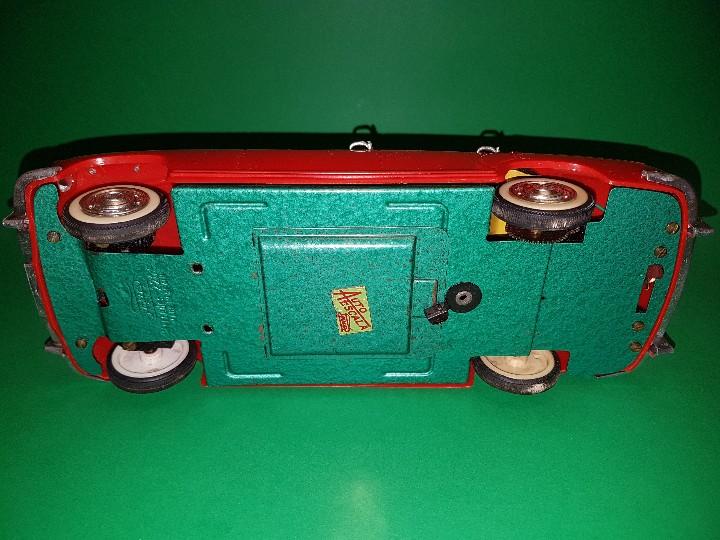 Juguetes antiguos Payá: MERCEDES 220 S de PAYA, escala 1/20, en caja (FUNCIONANDO) - Foto 6 - 111952947