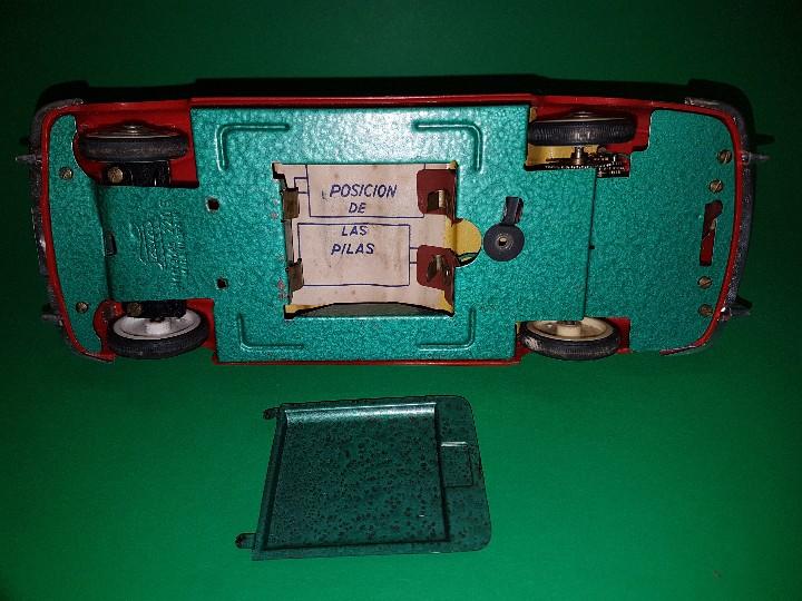 Juguetes antiguos Payá: MERCEDES 220 S de PAYA, escala 1/20, en caja (FUNCIONANDO) - Foto 7 - 111952947