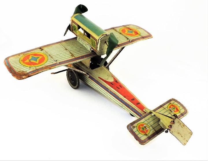 Juguetes antiguos Payá: Payá Avión 916 PLUS ULTRA ORIGINAL - Foto 7 - 46086503