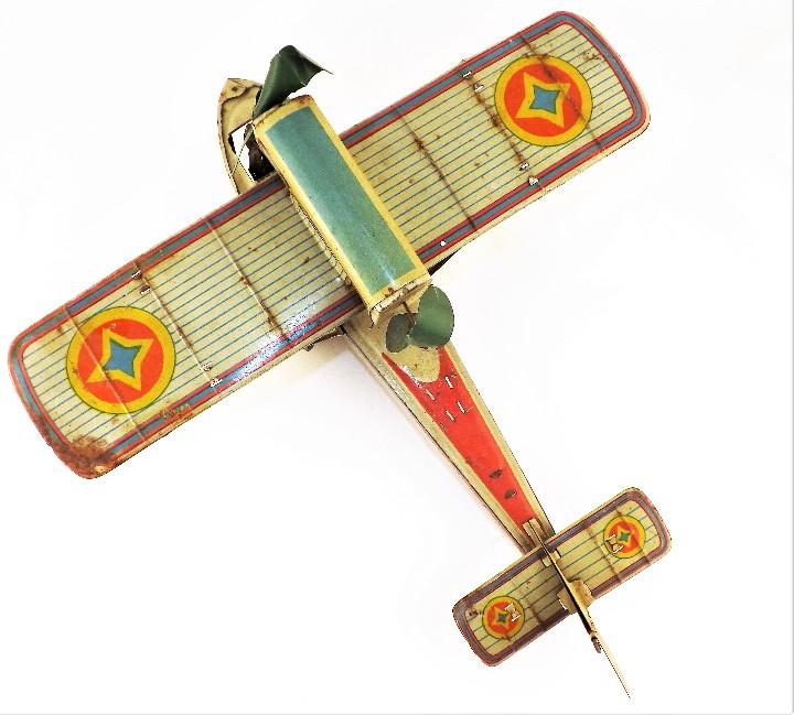 Juguetes antiguos Payá: Payá Avión 916 PLUS ULTRA ORIGINAL - Foto 8 - 46086503