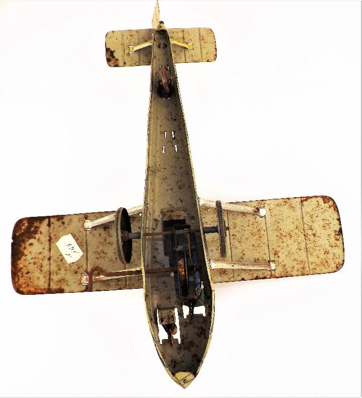 Juguetes antiguos Payá: Payá Avión 916 PLUS ULTRA ORIGINAL - Foto 10 - 46086503
