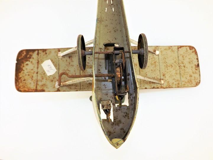 Juguetes antiguos Payá: Payá Avión 916 PLUS ULTRA ORIGINAL - Foto 11 - 46086503