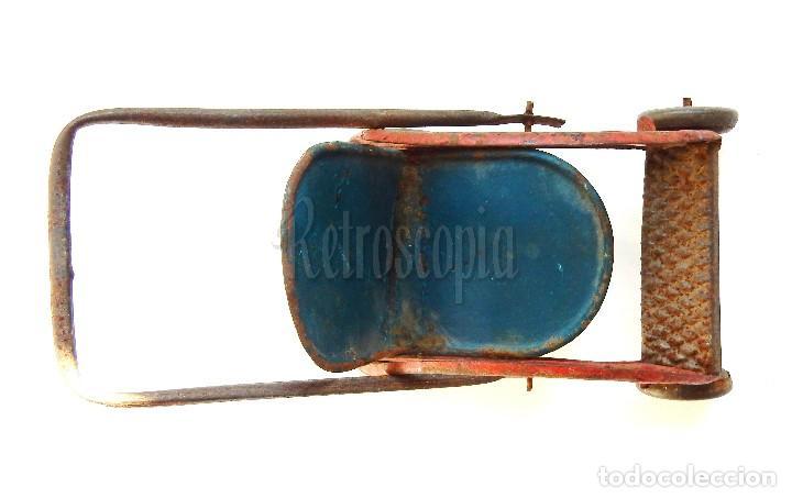 Juguetes antiguos Payá: SILLA SILLITA DE HOJALATA LITOGRAFIADA DE PAYÁ. AÑOS 30 - 40 - Foto 5 - 114393539