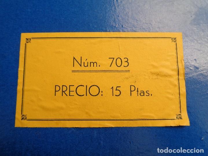 Juguetes antiguos Payá: CAJA CONSTRUCCION 7 MODELOS AUTOTIPO INDUSTRIAL.Nº 703 - Foto 7 - 114443803