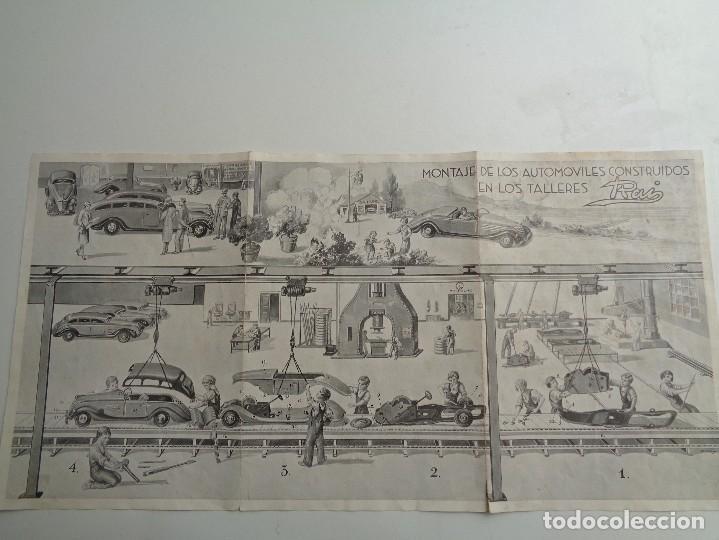 Juguetes antiguos Payá: CAJA CONSTRUCCION 7 MODELOS AUTOTIPO INDUSTRIAL.Nº 703 - Foto 9 - 114443803