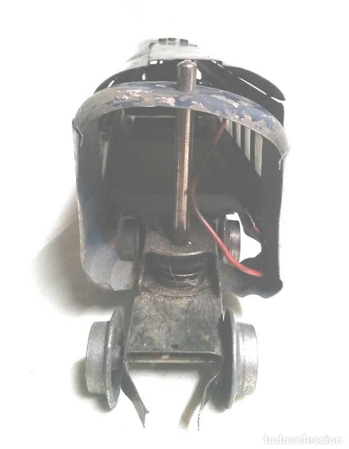 Juguetes antiguos Payá: Talgo Tren electrico Articulado años 40 de Payá, escala 0, motor desmontado - Foto 8 - 114477479