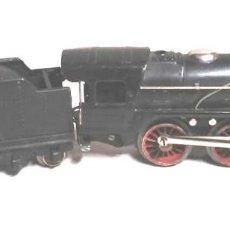 Altes Spielzeug Payá - Locomotora 987 con tender años 50 de Paya Escala 0 - 115098071