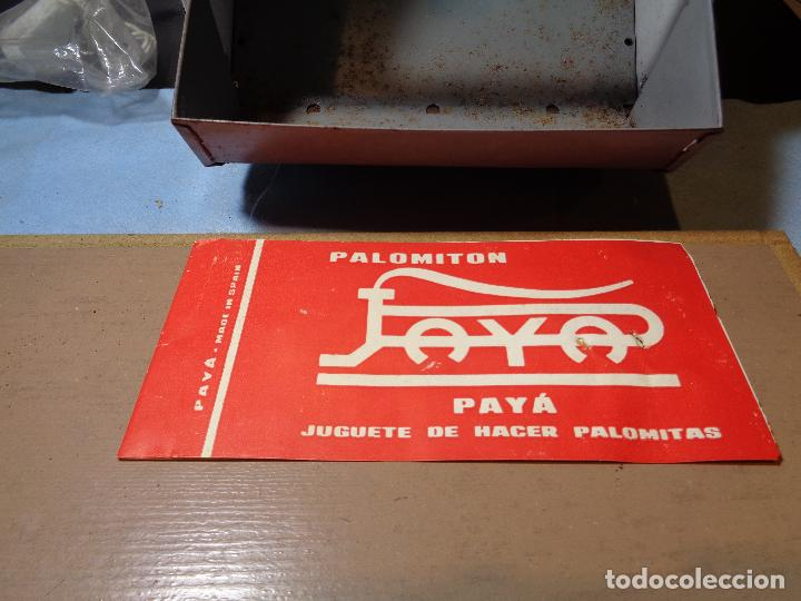 Juguetes antiguos Payá: PALOMITON PAYA AÑOS 60 NUEVO CON SU CAJA ORIGINAL 125V - Foto 10 - 115497335