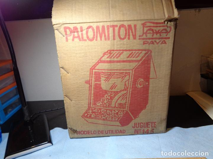 Juguetes antiguos Payá: PALOMITON PAYA AÑOS 60 NUEVO CON SU CAJA ORIGINAL 125V - Foto 14 - 115497335