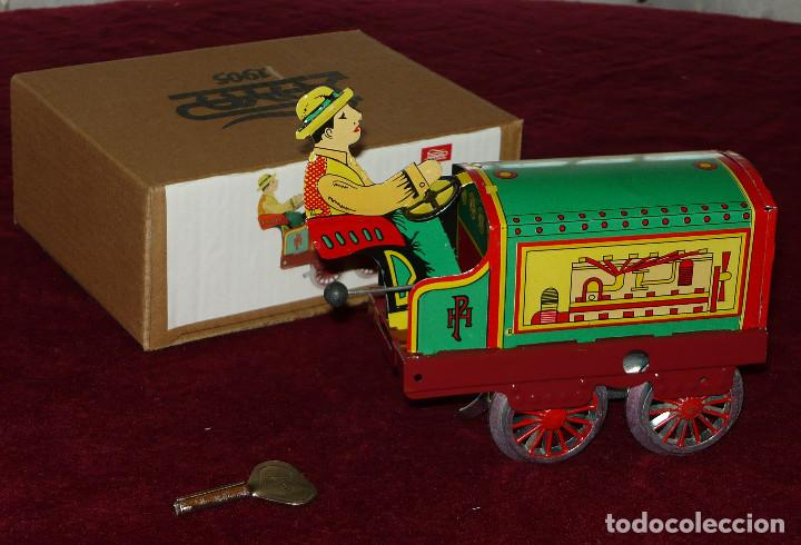 Juguetes antiguos Payá: Tractor Payá. Juguetes de Antaño. - Foto 2 - 116409735