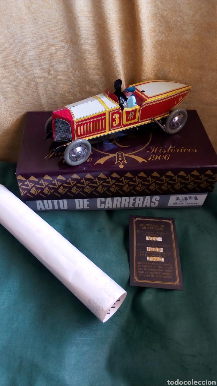 BOLIDO PAYA. AUTO CARRERAS 915. SERIE LIMITADA 5000 PIEZAS. 1985. NO RICO. JYESA (Juguetes - Marcas Clásicas - Payá)