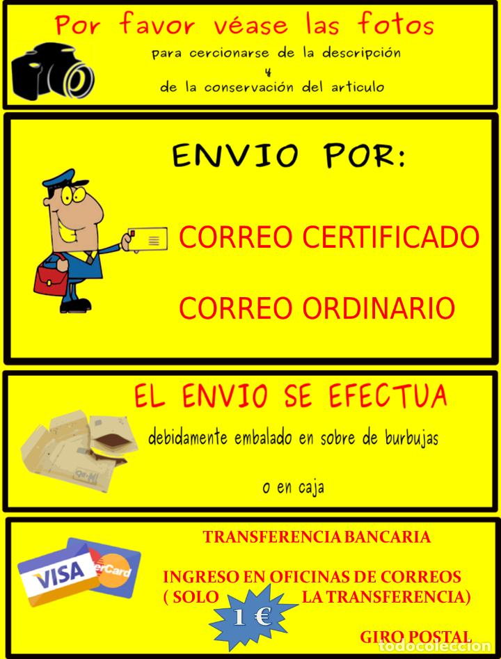 Juguetes antiguos Payá: TREN ELECTRICO A PILAS PAYA FUNCIONA - Foto 21 - 122532027