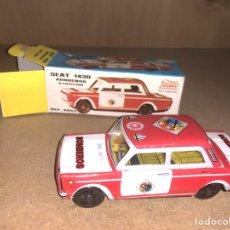 Juguetes antiguos Payá - Seat Paya en caja 1960 bomberos * - 126872884