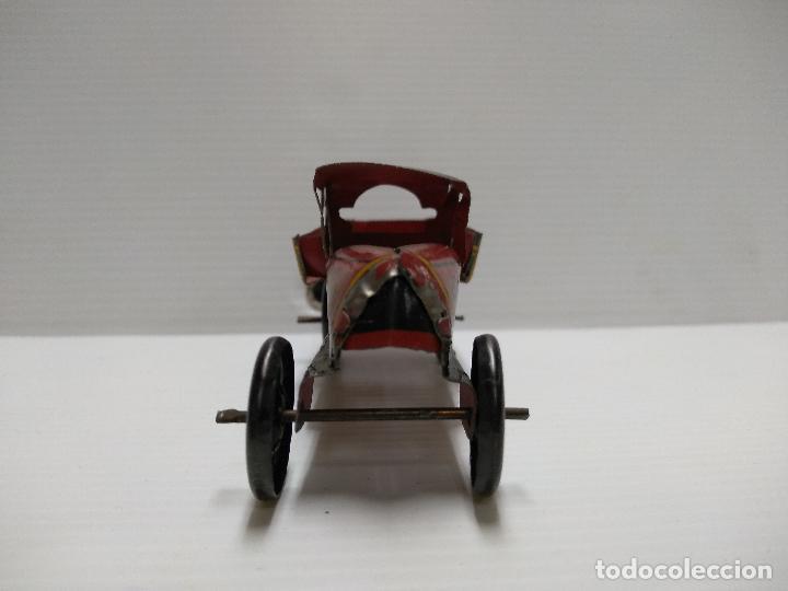 Juguetes antiguos Payá: Camioneta hojalata Payá Rai año 1923 - Foto 5 - 127775495