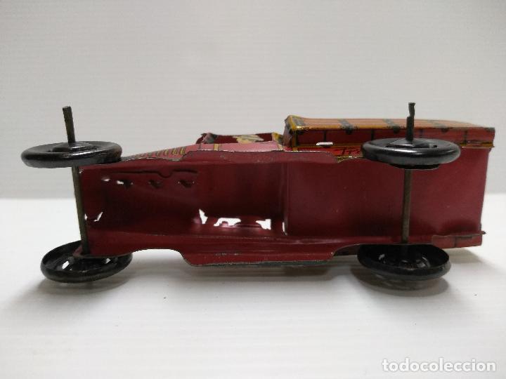 Juguetes antiguos Payá: Camioneta hojalata Payá Rai año 1923 - Foto 7 - 127775495