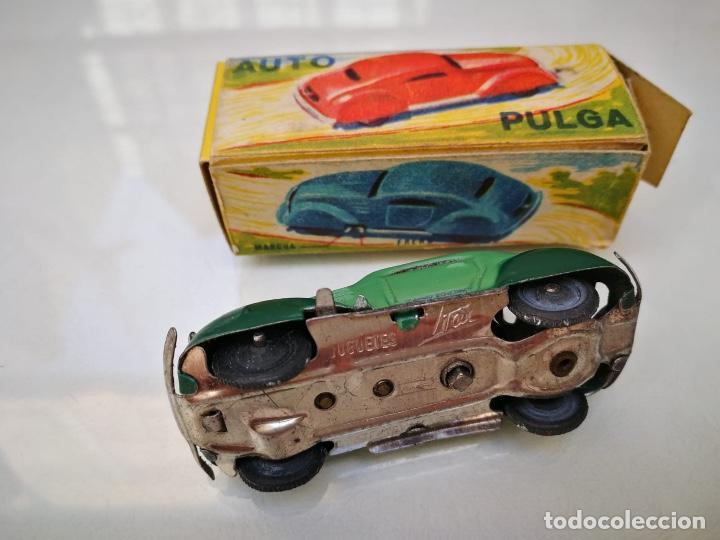 Juguetes antiguos Payá: AUTO PULGA PAYA EN CAJA - Foto 3 - 128016627