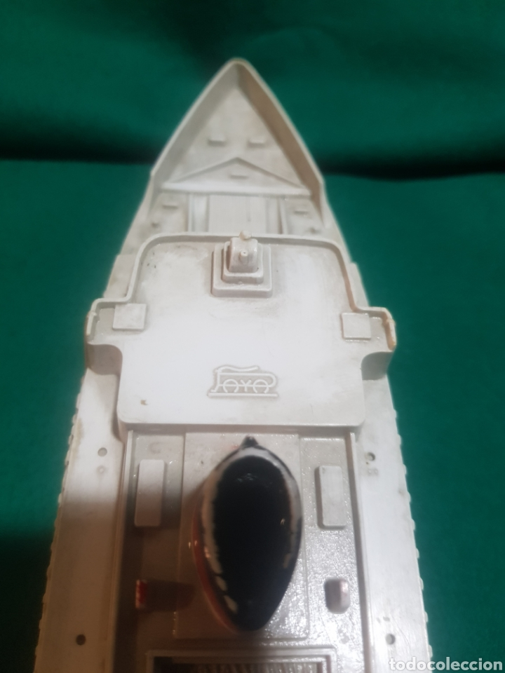 Juguetes antiguos Payá: Antiguo Barco transatlántico marca paya - Foto 4 - 128651331