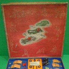 Juguetes antiguos Payá: PAYA, CAJA NRO 700 DE CONSTRUCCION AUTOMOVILES METALICOS DE PAYA, AÑOS 30/40.. Lote 129187111