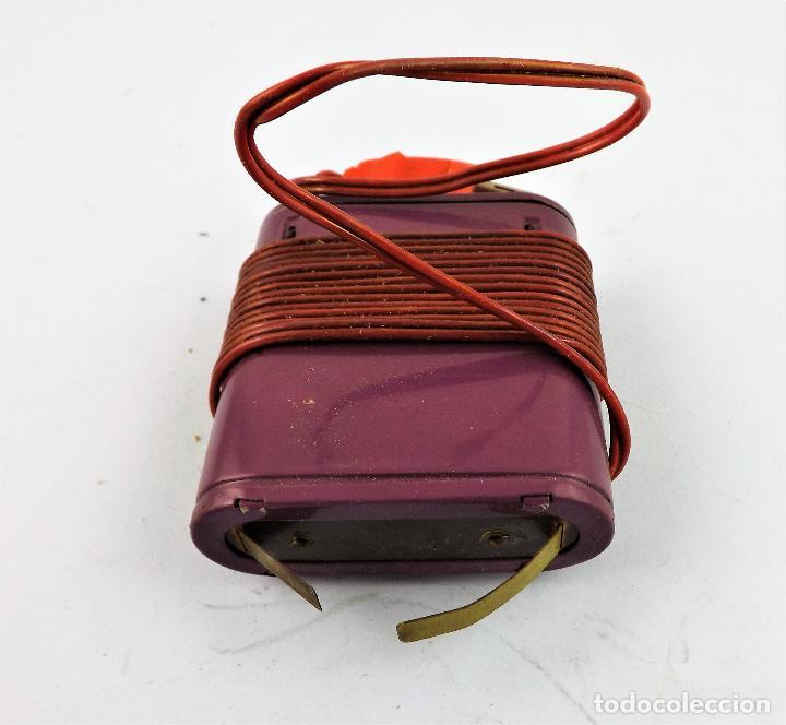 Juguetes antiguos Payá: Payá Transformador de pila - Foto 2 - 130170815