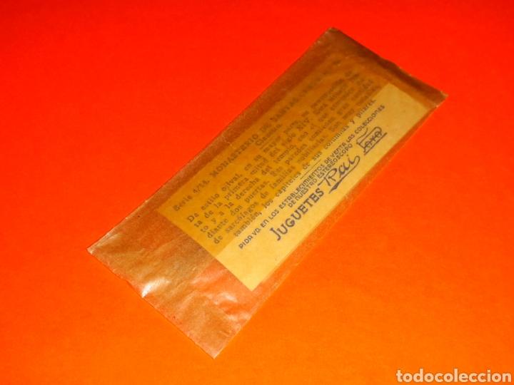 Juguetes antiguos Payá: 5 vistas estereoscópicas 1ª *Santas Creus* para Estereoscopo / Estereoscopio Rai Paya, años 30-40. - Foto 2 - 131174856