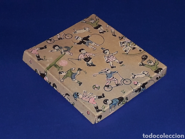 Juguetes antiguos Payá: Visor Estereoscopo Estereoscopio + 3 sobres con vistas + 2 hojas, Rai Paya, años 40. Con caja. - Foto 3 - 131204096