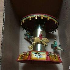 Juguetes antiguos Payá: PAYA NORIA CARRUSEL REF. 800 AÑO 1990. Lote 142642538