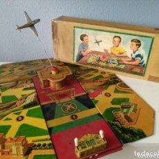 Juguetes antiguos Payá: PAYA, AEROCLUB A CUERDA, CON CAJA ORIGINAL. Lote 132219890