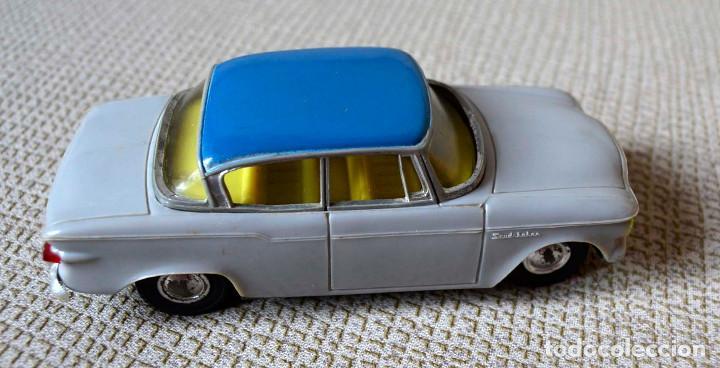 Juguetes antiguos Payá: Coche Payá Studebaker Lark. Mecanismo fricción. 1960 aprox. - Foto 3 - 134825158