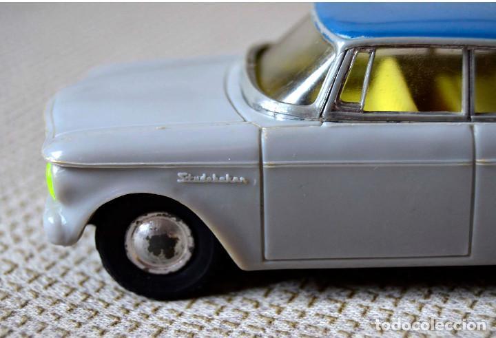 Juguetes antiguos Payá: Coche Payá Studebaker Lark. Mecanismo fricción. 1960 aprox. - Foto 6 - 134825158