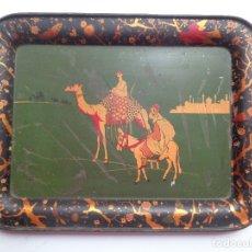 Juguetes antiguos Payá: BANDEJA LITOGRAFIADA PAYA. Lote 136853397