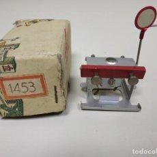 Altes Spielzeug Payá - 1018- TOPE VIA PAYA CON LUZ REF 1453 ANTIGUO STOCK Nº 25 - 161749374